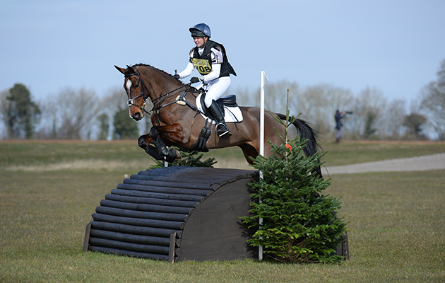 Emily Prangnell riding DHI BEAUNESSE in the OI Section O, during Lincolnshire One Day Event at Lincolnshire Showgrounds near Lincoln in Lincolnshire UK on20th March 2016