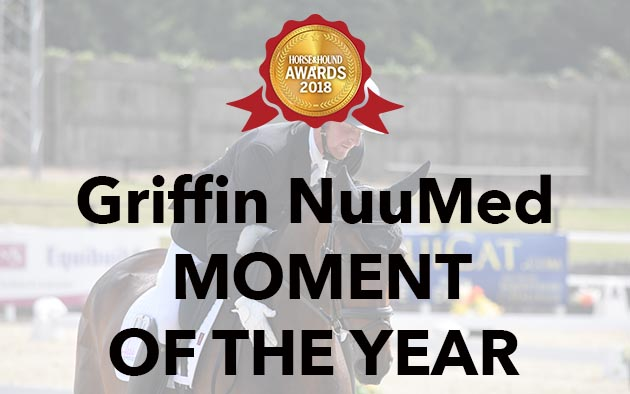 Vote For The Griffin Nuumed Moment Of The Year Horse Hound