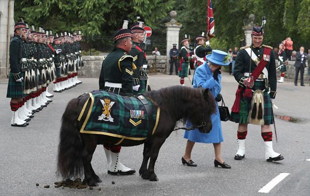 cruachan shetland balmoral the queen