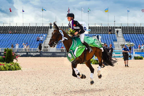 World Equestrian Games future