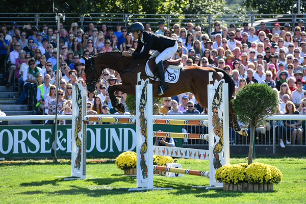 Burghley Horse Trials 2018 results Tim Price