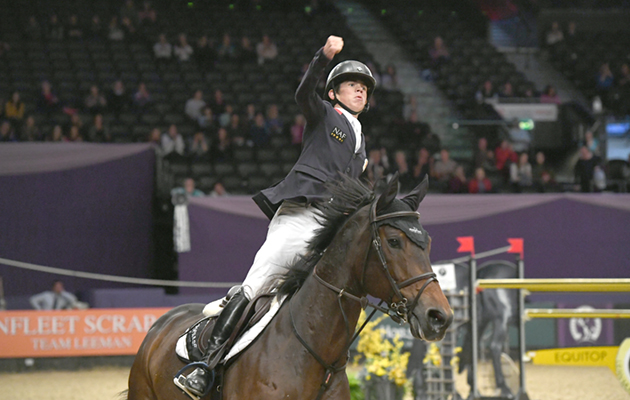 That winning feeling — 12 epic celebrations from HOYS