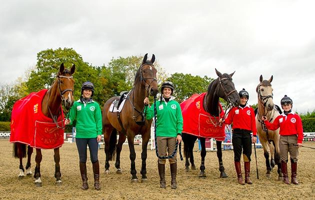 Injured Jockeys Fund: Horse & Hound charity of the year