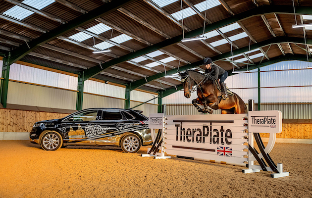 TheraPlate Liverpool International Horse Show