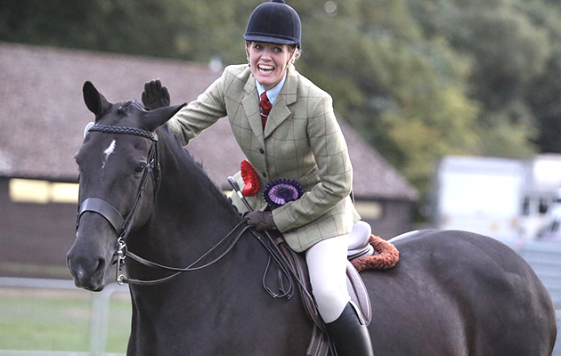 Road to Olympia: inspirational rider beats breast cancer while horse overcomes tendon injury
