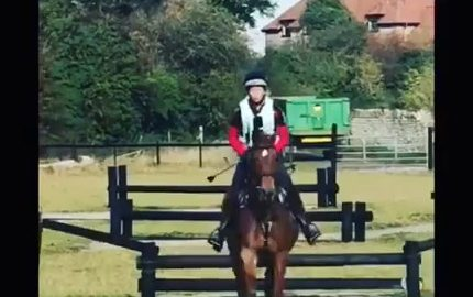 Coral Keen's eventing blog: I am feeling very lucky…