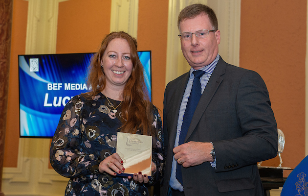 Horse Hound Staff Writer Crowned Journalist Of The Year Horse