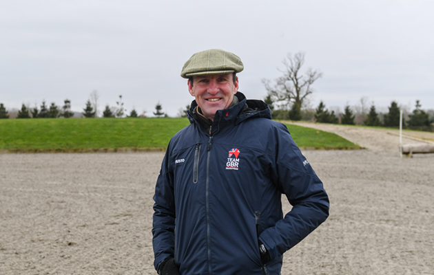 Dickie Waygood heads line-up at International Eventing Forum 2019