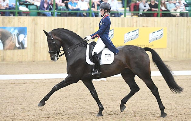 Olympia Horse Show dressage entries 2018: Charlotte Dujardin and Hawtins Delicato