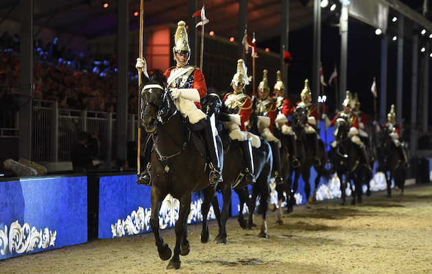 Royal Windsor Horse Show Pageant To Recreate Victorian Britain