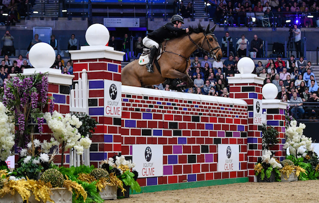 The Hickstead Derby winner explains how to get your horse to make a better shape over fences