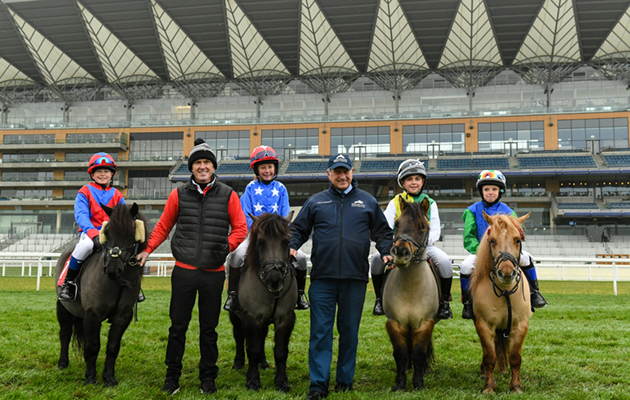 Fast And Furious Behind The Scenes At The Olympia Shetland Pony