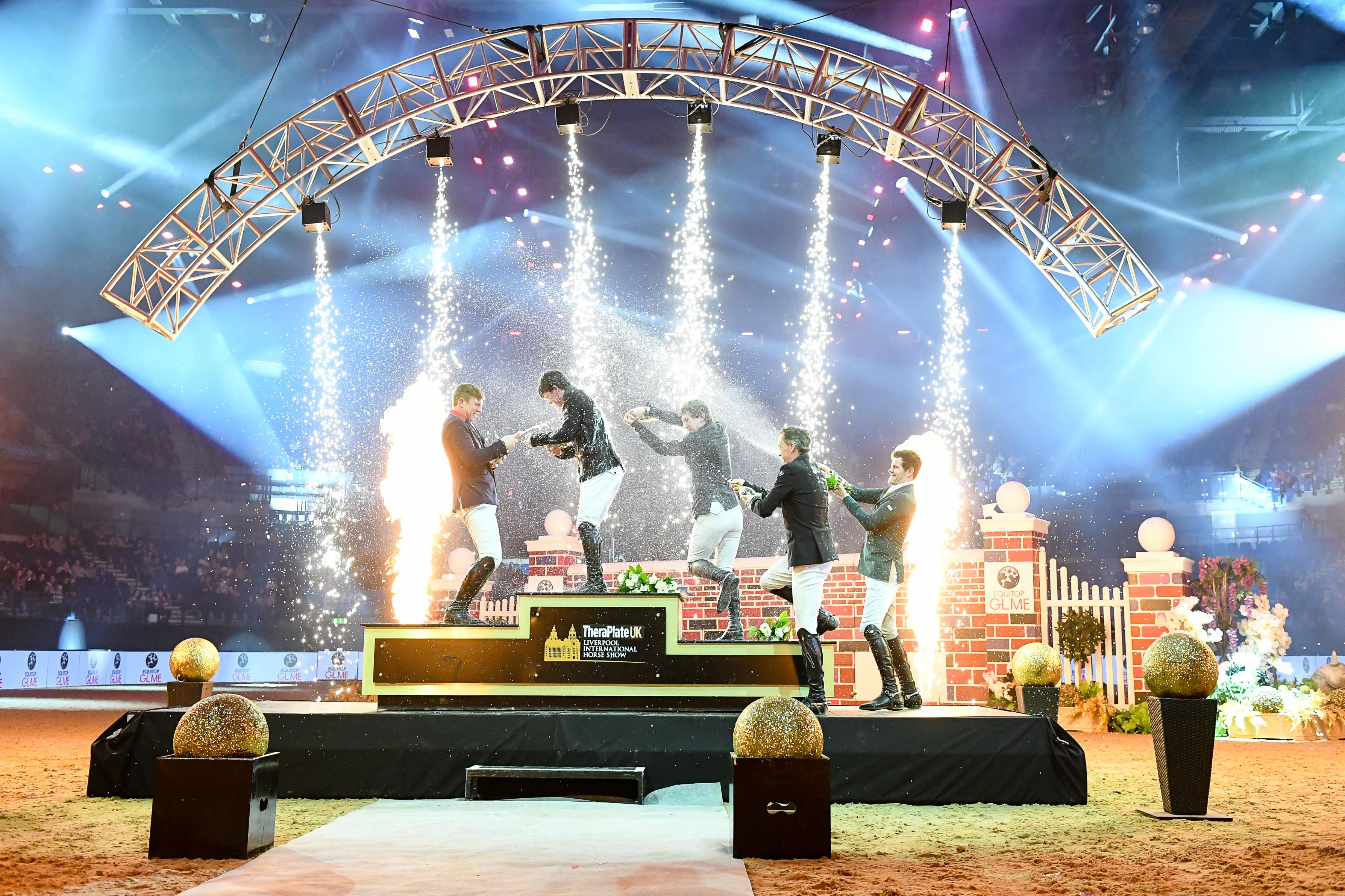 liverpool horse show 2018