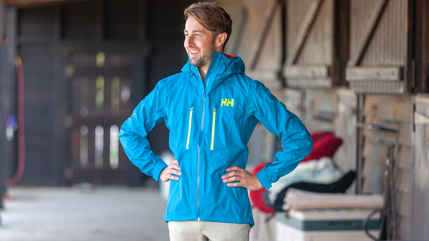 7c7b277be Helly Hansen Verglas 3-Layer Shell Jacket review | Horse & Hound