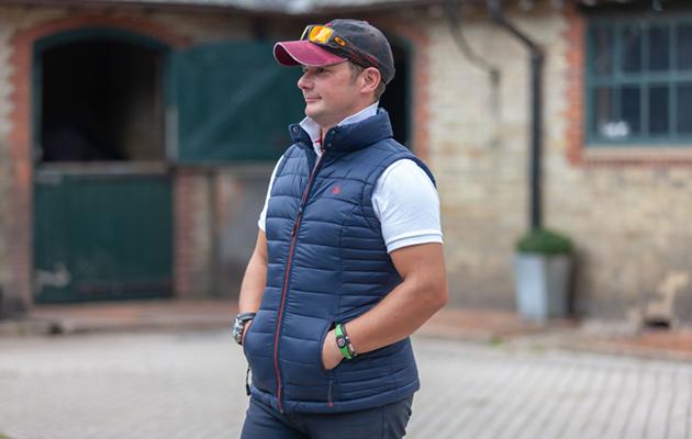 Best men's gilets for horse riders: Blaze Wear Traveller Gilet review