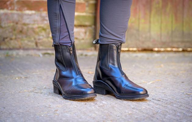 Brogini Tivoli Zipped Boots review