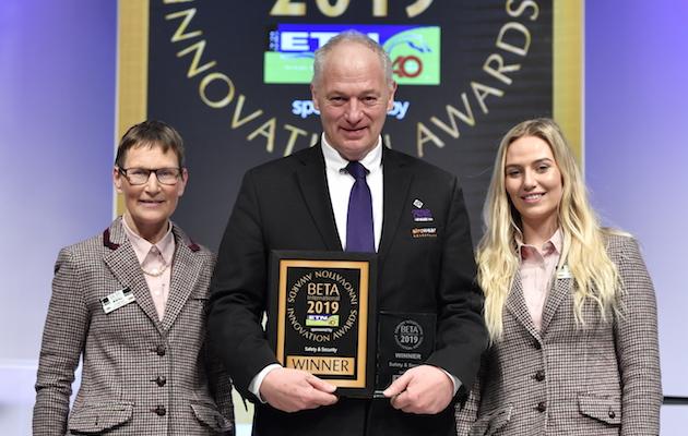 BETA Innovation awards 2019