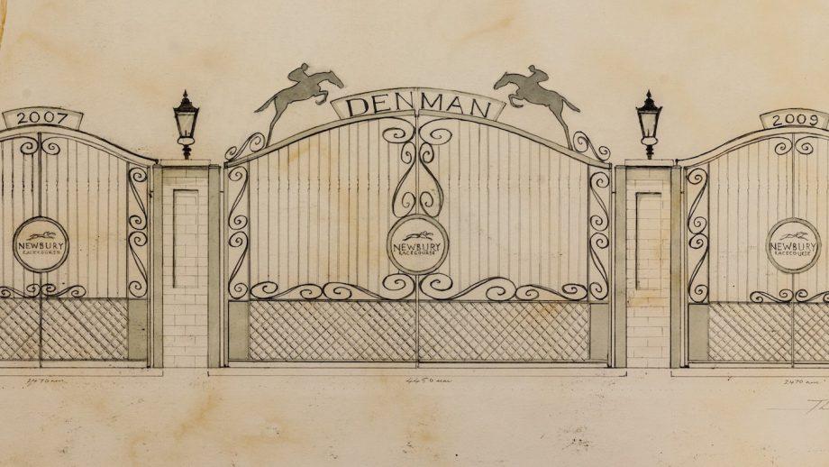 denman gates newbury