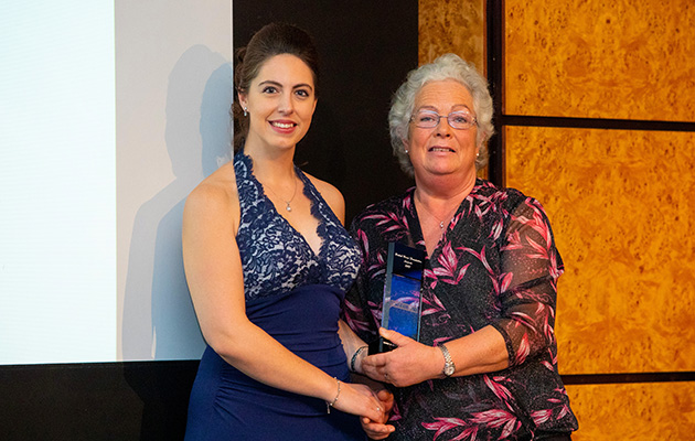 'She was part of the family': legendary broodmare honoured with H&H award
