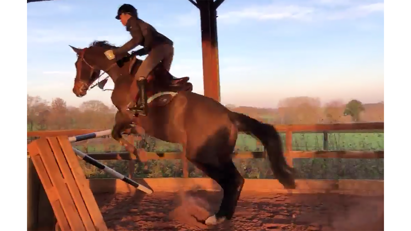 Are you up to the #CupOfTeaChallenge? Check these 13 brave (and skilled) riders out… - Horse & Hound
