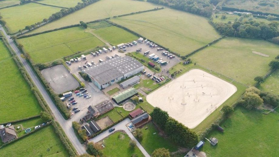 Think you could run your own equestrian centre? Now could be your golden opportunity…