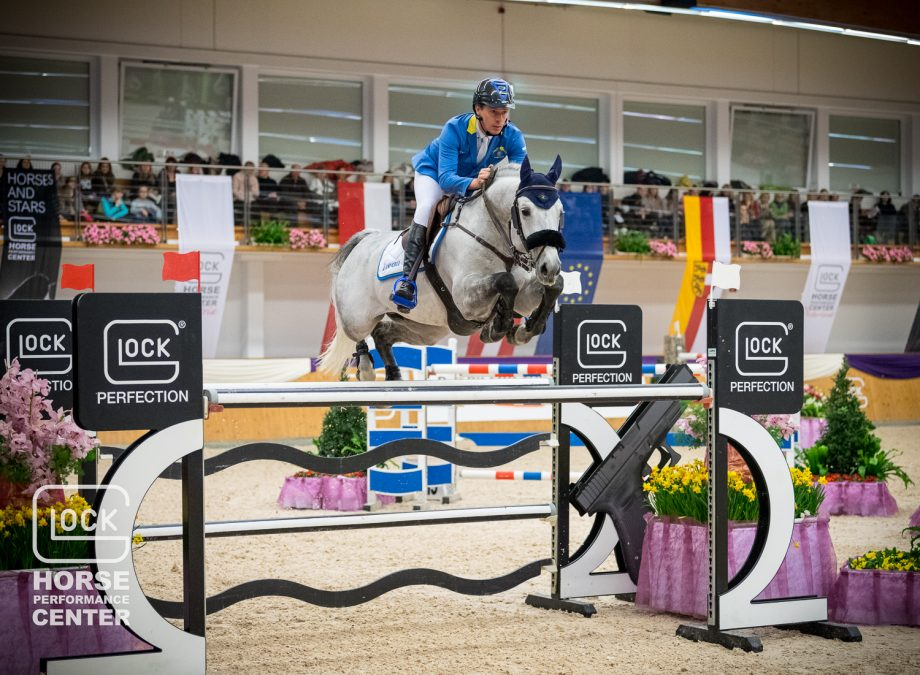 'I took full risk': Glock grand prix victory secured with daring jump-off round