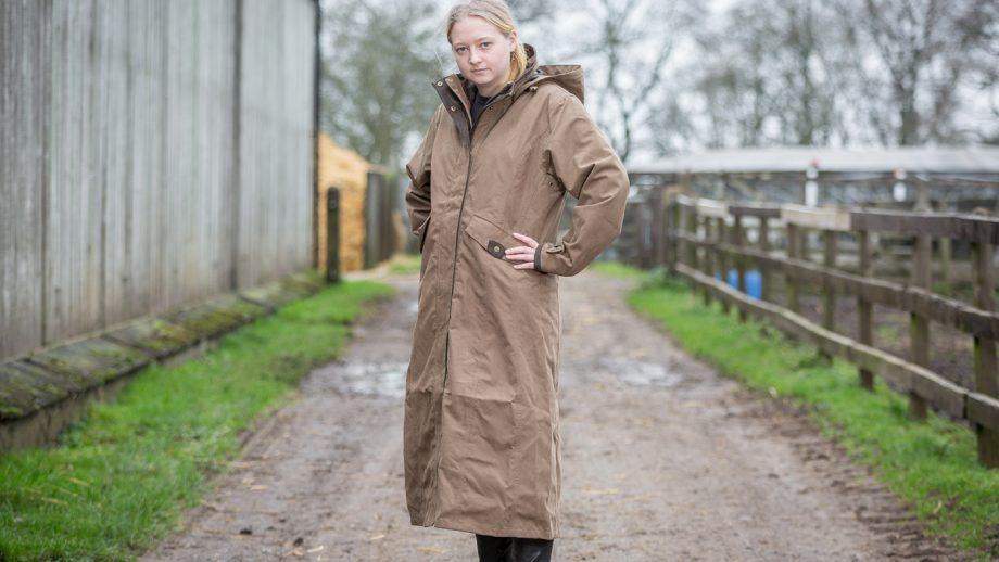Baleno Kensington Long Waterproof Coat