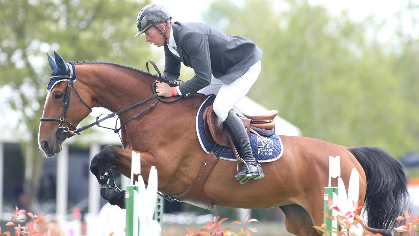 17 top tips from a former World champion showjumper - Horse & Hound