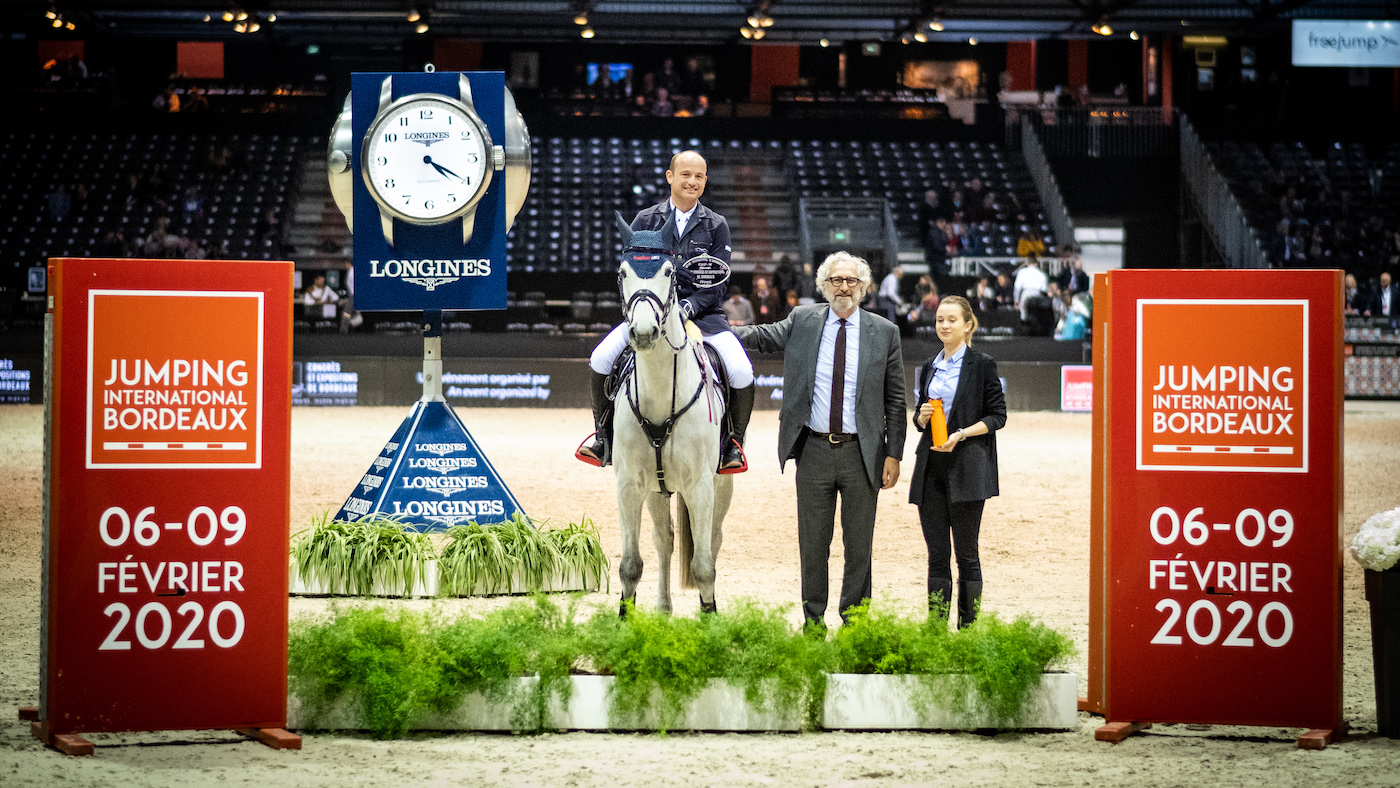 Eventing icon Michael Jung beats world's best showjumpers: 'I find it quite funny' - Horse & Hound
