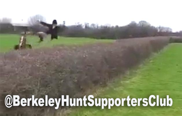 1 rider tries solo hedge hopping and 12 other great horsey social media posts this week