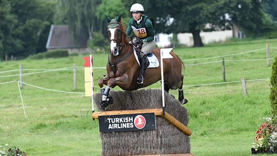 'A new challenge': Irish Olympic rider is expecting her first baby