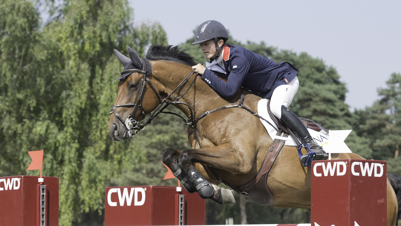#SundaySchool: How do I maintain control when jumping a combination?