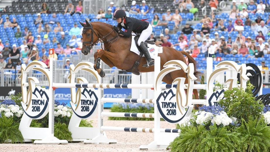 Three exciting British entries for Kentucky Three-Day Event
