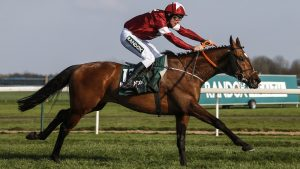 Tiger Roll has been withdrawn from the 2021 Grand National