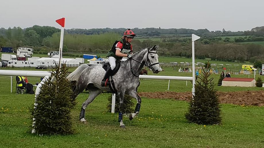 David Britnell's Badminton first-timer blog: horses are great levellers