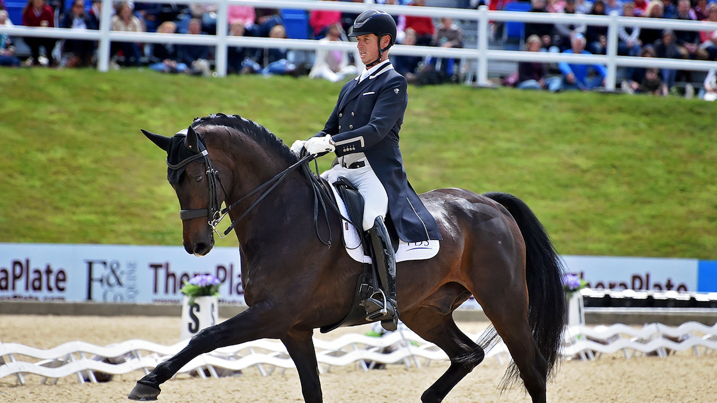 Carl Hester: Horse welfare must come first *H&H subscribers* - Horse & Hound