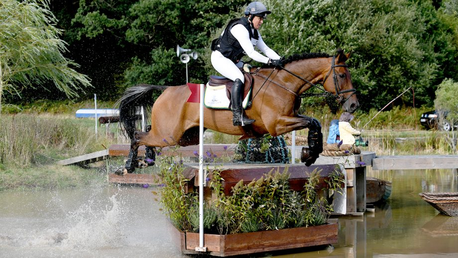 Pippa Funnell riding MGH Grafton Street Badminton Horse Trials draw 2019