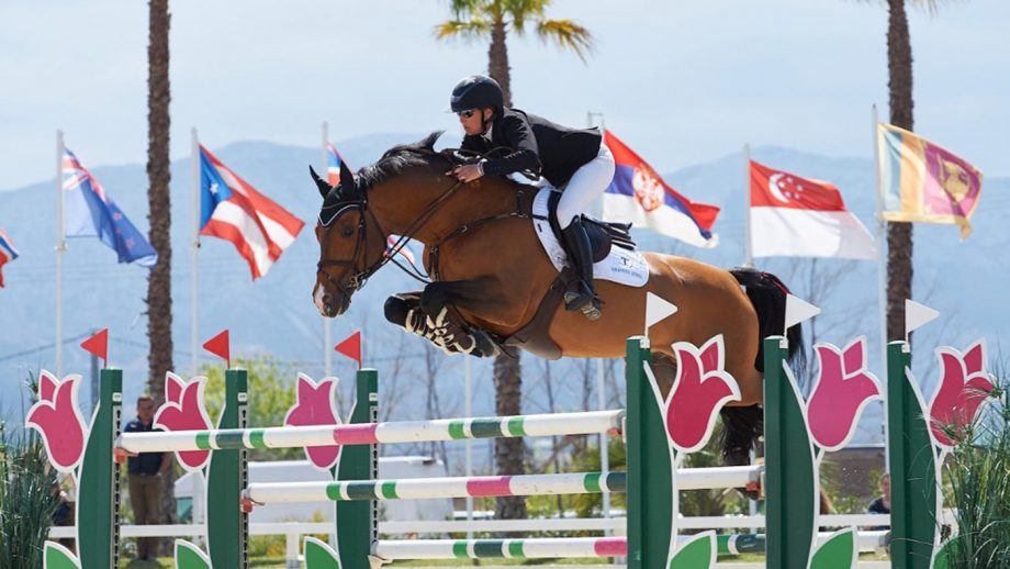16-year-old WEG horse (finally) wins his first grand prix — next stop Olympic qualification