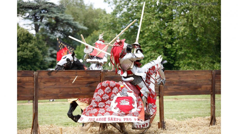 Try something new in 2019 — jousting