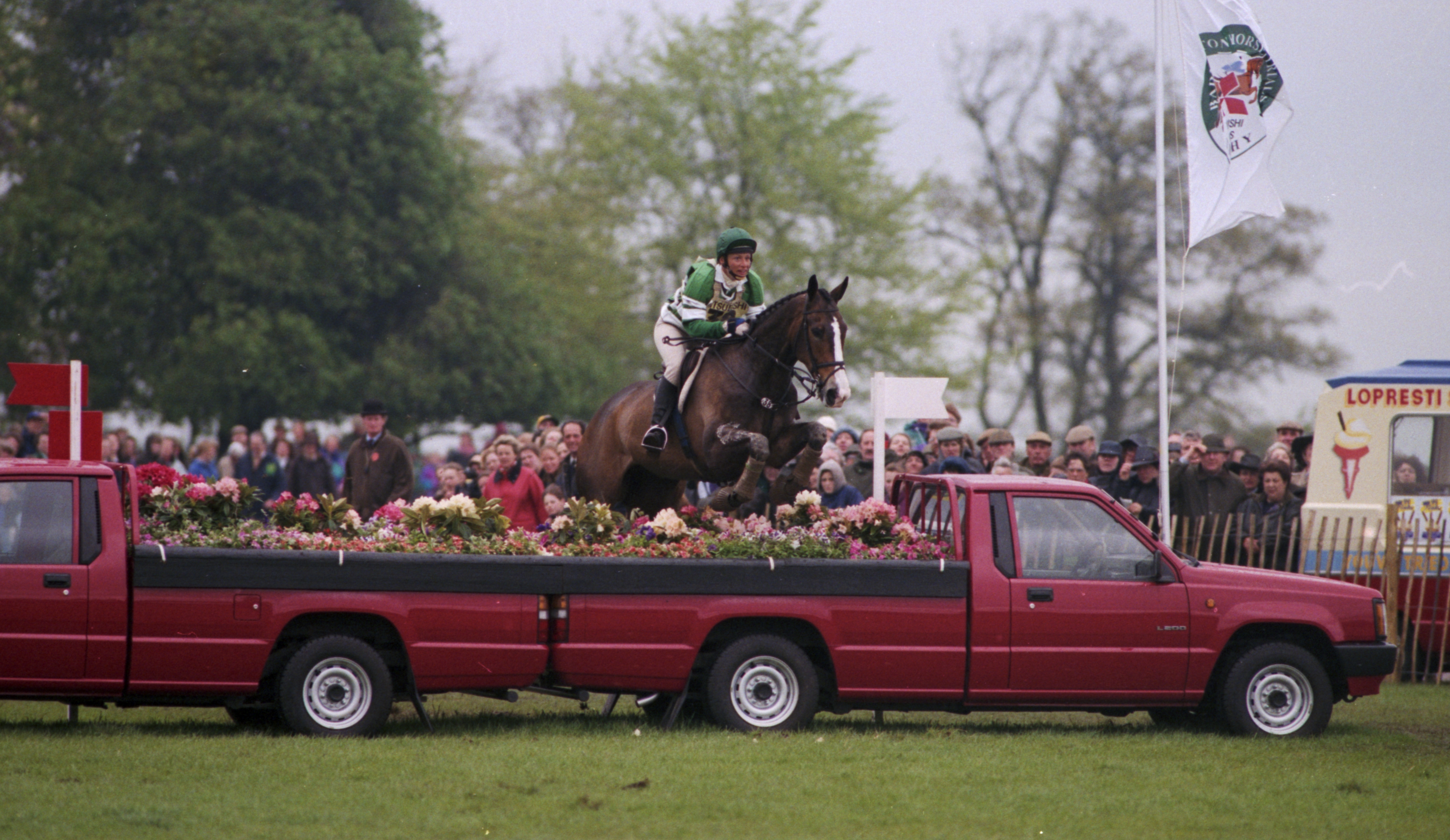 The end of an era: 11 of the greatest Mitsubishi Motors Badminton Horse Trials moments