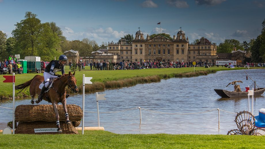'Good hands' to take over at Badminton Horse Trials