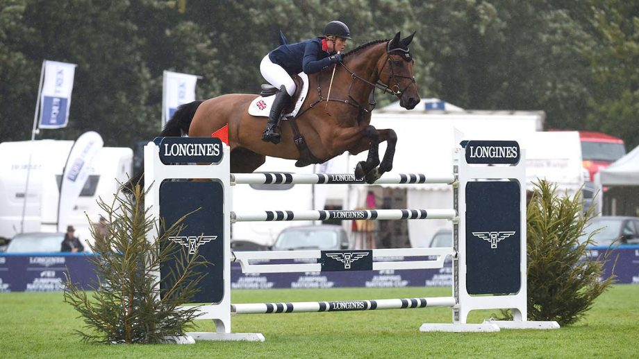 First fantasy showjumping league launched