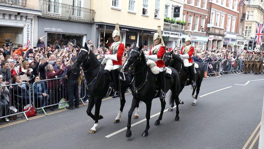 Household Cavalry Windsor