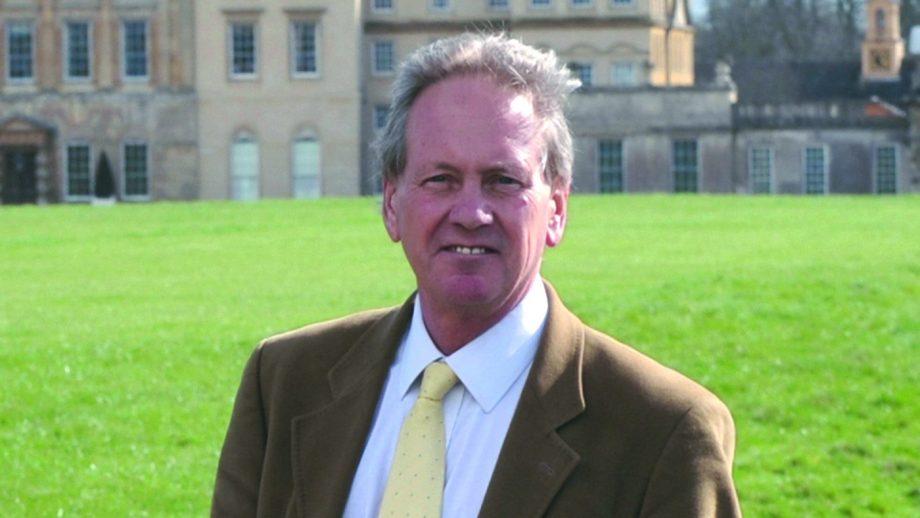 Hugh Thomas Badminton