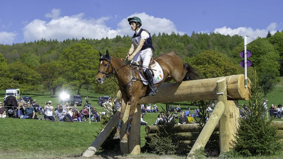 Two medallists, a Badminton winner and a Rio Olympian: 13 top horses flying round at Chatsworth