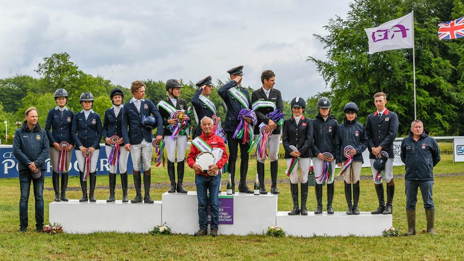 Houghton eventing Nations Cup