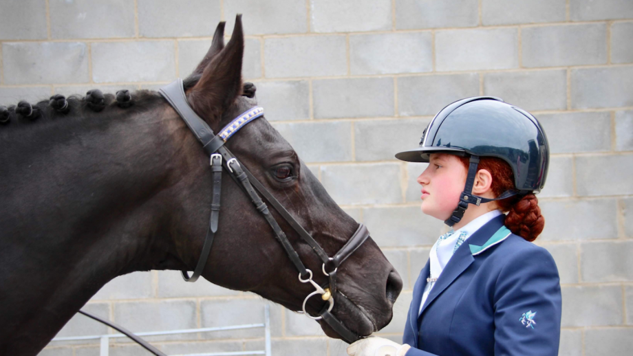 12-year-old rider wins five classes against adults in one weekend