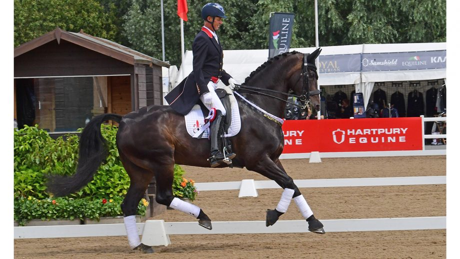 Carl Hester: Dedication to the sport prevails *H&H VIP*