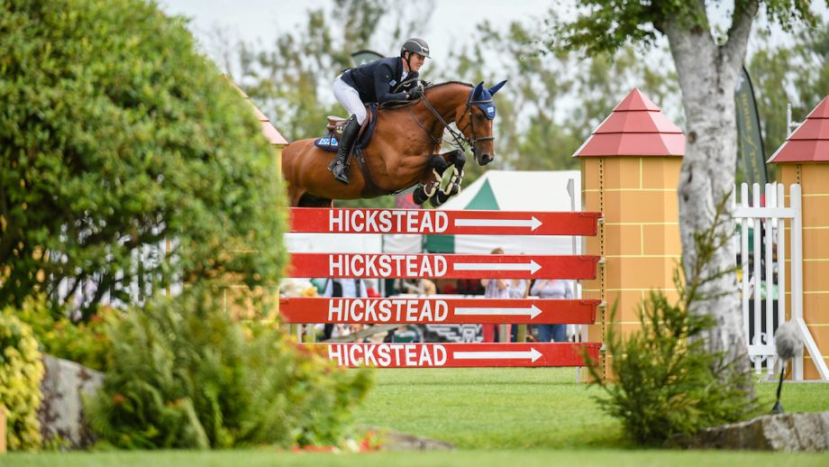 David Will King George V Hickstead 2019