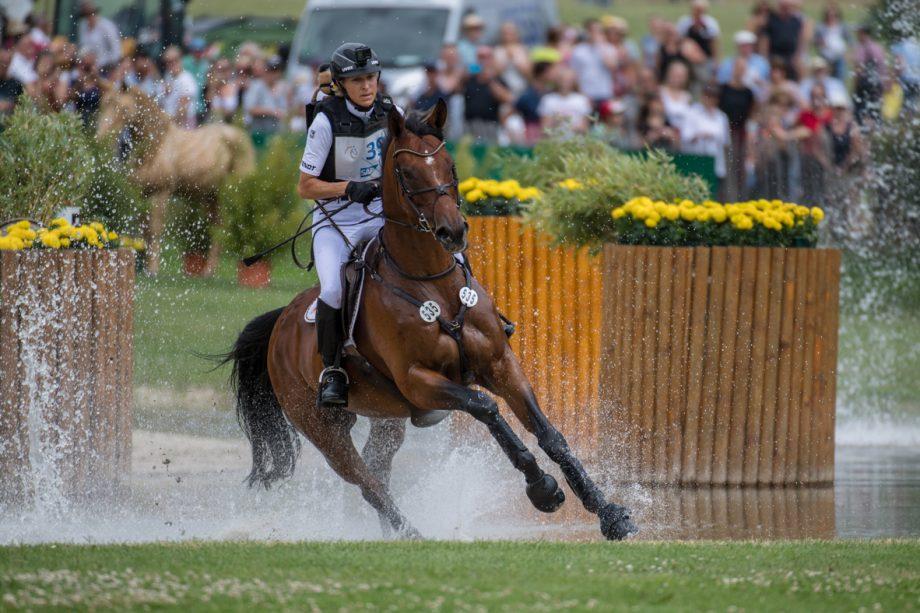Aachen cross-country Ingrid Klimke
